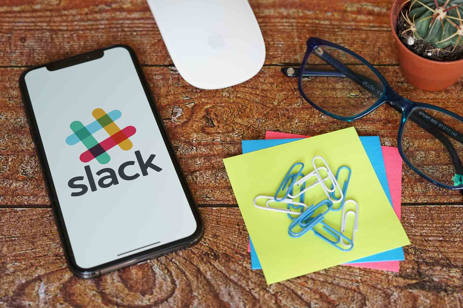 سلاك تعقد شراكة جديدة مع أمازون لمواجهة مايكروسوفت تيمز