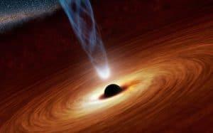 كيف يمكن لحضارة فضائية متقدمة أن تستخدم الثقوب السوداء لتوليد الطاقة