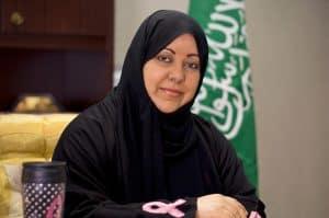 تعرف على قصة العالمة السعودية سامية العمودي ودورها في مكافحة سرطان الثدي بعد نجاتها منه مرتين