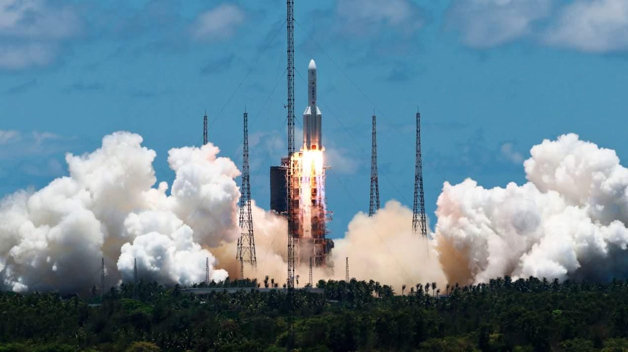 البعثة الصينية تيانوين-1 في طريقها نحو المريخ