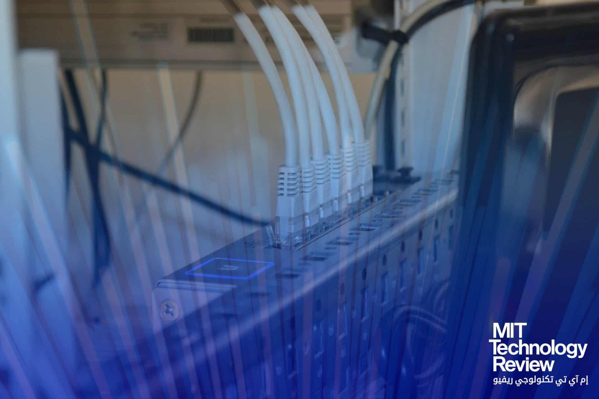 تحقيق رقم قياسي عالمي جديد في مجال سرعة شبكة الإنترنت