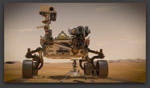 تكنولوجيا عربة ناسا الجوالة المريخية الجديدة المصممة للبحث عن الحياة في الفضاء