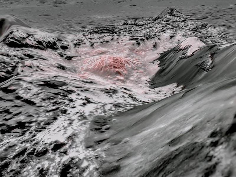 الكوكب القزم سيريس قد يكون موطناً لمحيط جوفي من المياه