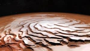 هل كان المريخ فعلاً كوكباً دافئاً غنياً بالمياه؟