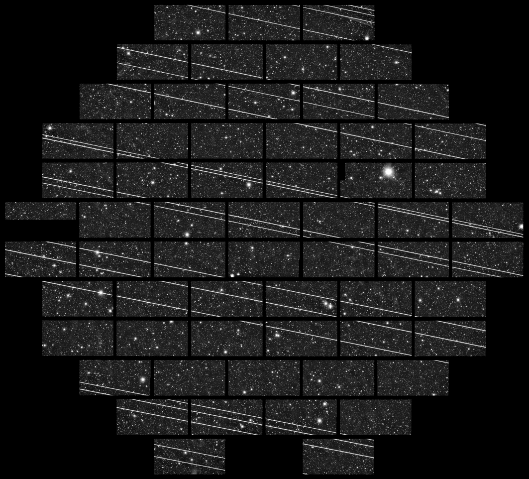 مجموعات الأقمار الاصطناعية تهدد بالتشويش على العمل العلمي في مجال الفلك