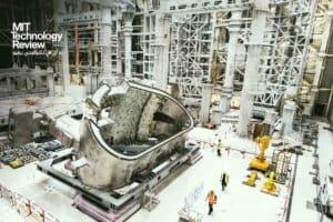 ما هو المفاعل التجريبي الحراري النووي الدولي؟