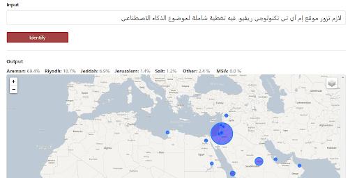 تطبيقات الذكاء الاصطناعي واللغة العربية