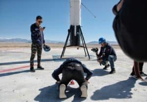 صناعة الفضاء الصينية المتسارعة في القطاع الخاص تسعى إلى منافسة الولايات المتحدة