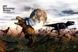 من أين أتى المذنب الذي قتل الديناصورات وكيف وصل إلى الأرض؟