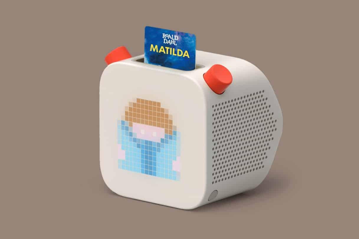 طفرة الألعاب الصوتية تمنح الأطفال استراحة من التحديق المستمر في الشاشة