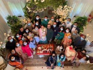 هل تتمكن حفلات الزفاف من دفع الناس إلى الحصول على اللقاح؟