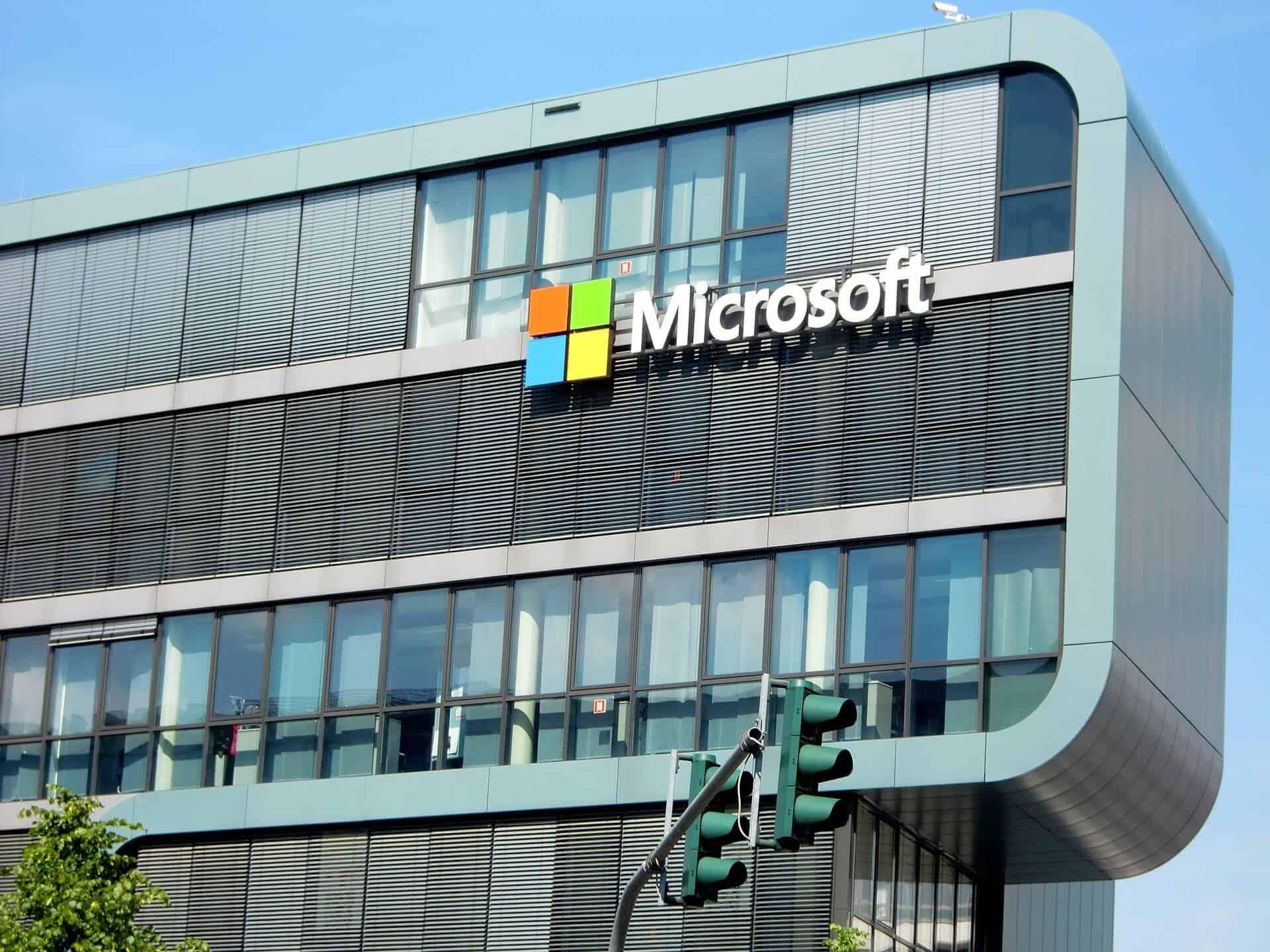 مقر شركة مايكروسوفت