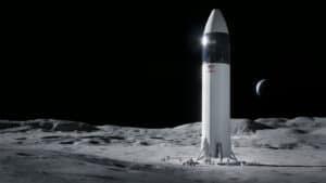 ناسا تختار مركبة ستارشيب من سبيس إكس كمسبار سطحي لأخذ رواد الفضاء إلى القمر