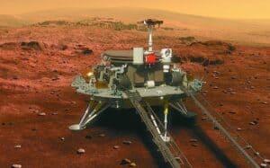 ماذا يعني نجاح الصين لأول مرة في الهبوط بعربة جوالة على المريخ؟