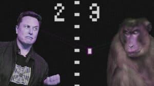 رجل مصاب بالشلل يتحدى قرد نيورالينك لخوض مباراة ذهنية في لعبة بونغ