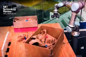باحثون بجامعة إم آي تي يتمكنون من تطوير روبوت يمكنه العثور على الأشياء المخفية