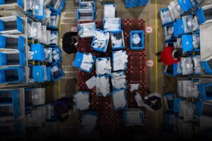 شركة كوبانج توصّل الطرود أسرع من أمازون، ولكن عمالها يدفعون ثمن هذه السرعة
