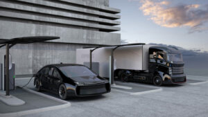هل تستطيع الشبكة الكهربائية الحالية تشغيل الشاحنات الكهربائية الثقيلة؟