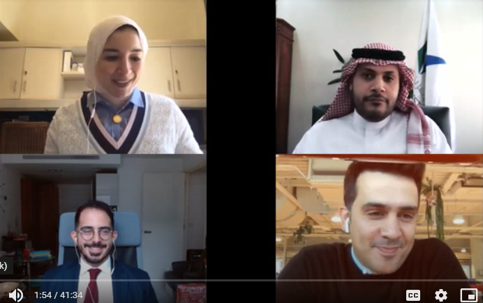 عبد العزيز المالك، منى زكي، أناند شوبرا، نافذ الدقاق
