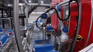 جيل جديد من روبوتات الذكاء الاصطناعي يكتسح المستودعات