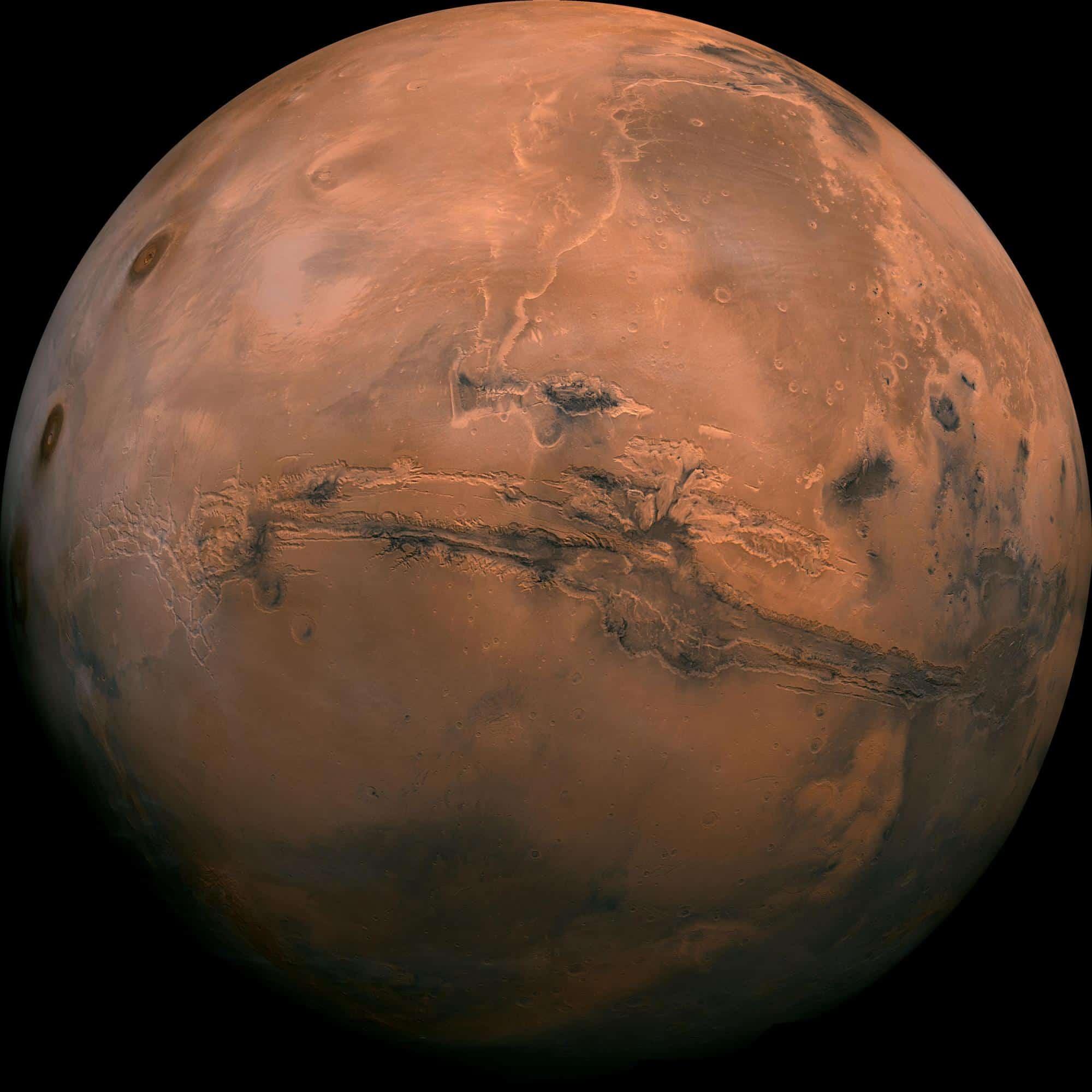 صورة كوكب المريخ