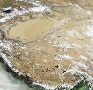 فلكيون صينيون يرغبون في بناء مرصد في هضبة التبت