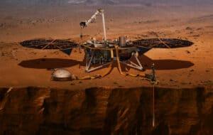 النظرة الأكثر تفصيلاً لباطن كوكب المريخ حتى الآن