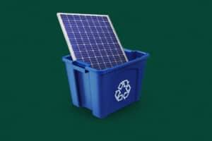 شركات تحاول تسهيل عملية إعادة تدوير الألواح الشمسية